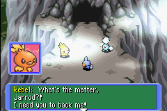Pokemon Mystery Dungeon - Red Rescue Team - Cut-Scene  - lol nope - User Screenshot