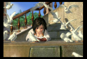 Final Fantasy IX - Cut-Scene  -  - User Screenshot