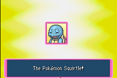 Pokemon Mystery Dungeon - Red Rescue Team - Character Select  - hes face is funny  - User Screenshot
