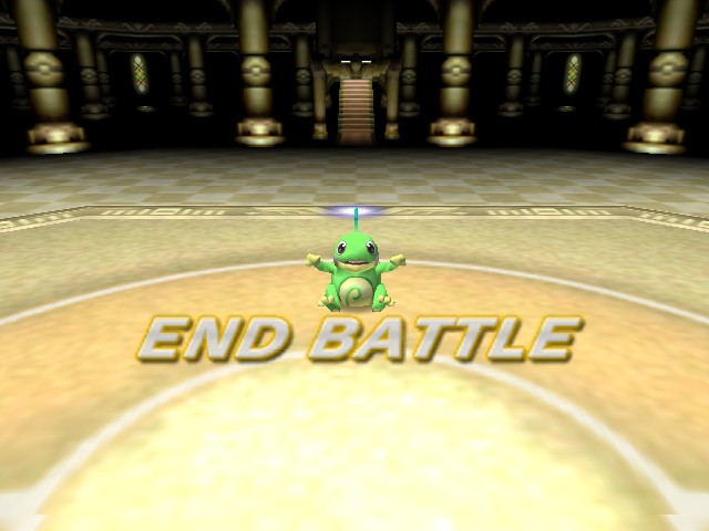 Pokemon Stadium 2 - Battle  - Hooray! - User Screenshot