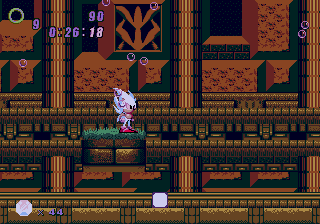Sonic 2 - Retro Remix - Level  - hyper sonic  - User Screenshot