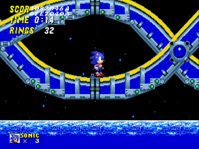 Sonic 2 Long Version - Level  - Um this doesn