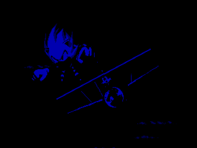 Sonic 2 Long Version - Ending  - Glitched Much? - User Screenshot