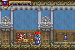 Castlevania - Aria of Sorrow - Love can kill you - User Screenshot