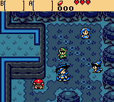 The Legend of Zelda - Oracle of Ages - Cut-Scene  - Enter Veran - User Screenshot