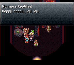 Chrono Trigger - Lol, someone watches Ren and Stimpy - User Screenshot