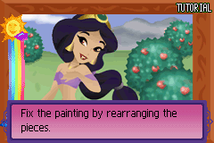 Disney Princess - Royal Adventure - Mini-Game  -  - User Screenshot