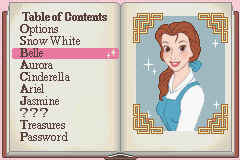 Belle -Character Select : - User Screenshot