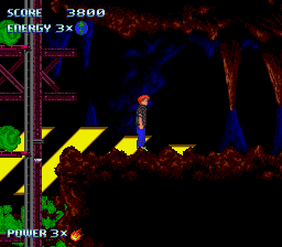Captain Planet & the Planeteers - Level  - Fire - User Screenshot
