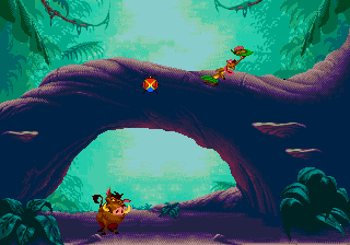 The Lion King - Level  - Bonus Level - User Screenshot