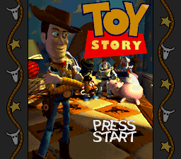 Woody -Menus Title Screen: - User Screenshot