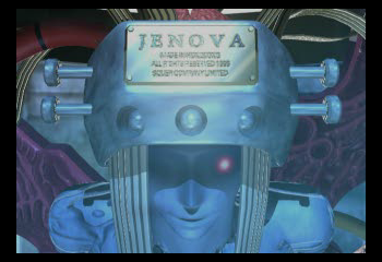 Final Fantasy VII - Cut-Scene  - Jenova - User Screenshot