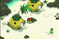 Pokemon Mystery Dungeon - Red Rescue Team - Spongebob? - User Screenshot