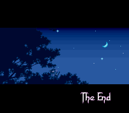 Secret of Mana - Ending  -  - User Screenshot