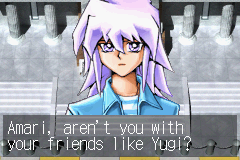 Yu-Gi-Oh! - The Sacred Cards - Bakuri the naive one - User Screenshot