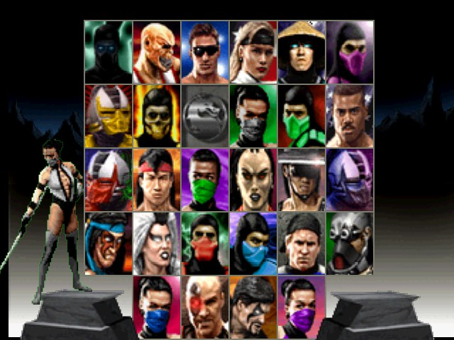 Mortal Kombat Trilogy -  Khameleon! - User Screenshot