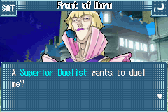Yu-Gi-Oh! GX - Duel Academy - yeah i am superior so kiss my bootay - User Screenshot