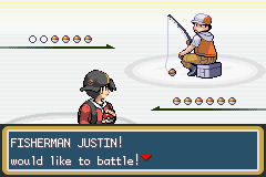 Pokemon Shiny Gold - Battle  - I can take this sissy. - User Screenshot