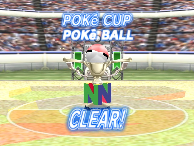 Pokemon Stadium 2 - Cut-Scene  - We