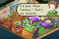 Final Fantasy Tactics Advance - LOL.  this might as well be an ad in a game. - User Screenshot