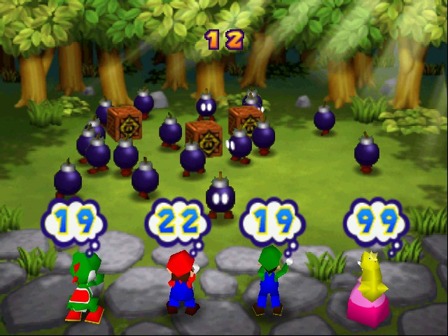 Mario Party 2 - Now come on, peach! - User Screenshot
