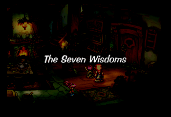 Legend of Mana - Misc Quest - The Seven Wisdoms - User Screenshot