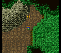 Final Fantasy V - the beginning of the game - User Screenshot