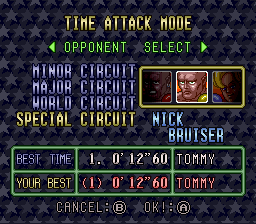 Super Punch-Out!! - 12 seconds  - User Screenshot