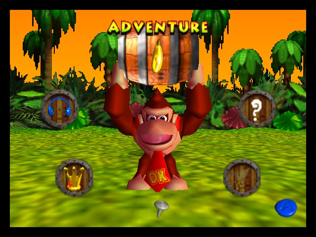 Donkey Kong 64 -  - User Screenshot