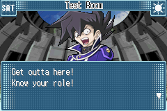 Yu-Gi-Oh! GX - Duel Academy - Misc  - lol his face - User Screenshot