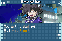 Yu-Gi-Oh! GX - Duel Academy - Misc  - that escalated quickly - User Screenshot
