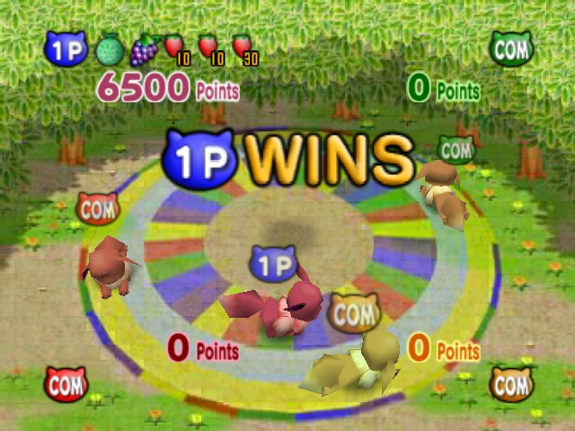 Pokemon Stadium 2 - i owned these creeps - User Screenshot