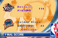 NBA Jam 2002 - 114-43  - User Screenshot