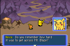 Pokemon Mystery Dungeon - Red Rescue Team - it took us 2 years T.T - User Screenshot