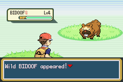 Pokemon Waterfall (beta) - wTf! A biDOoF!?!?!? - User Screenshot