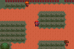 Pokemon Ash Gray (beta 2.5z) - The Vs. Seeker is good training for Koga. - User Screenshot