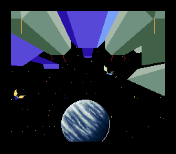 Star Fox - Ambush On Planet - User Screenshot