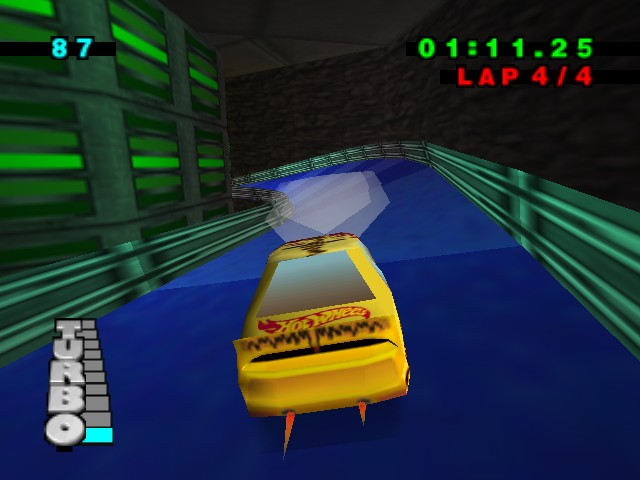 Hot Wheels Turbo Racing - speed ride - User Screenshot