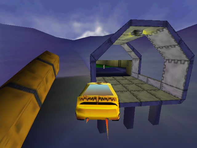 Hot Wheels Turbo Racing - AAAH! will i make it or FAIL? - User Screenshot
