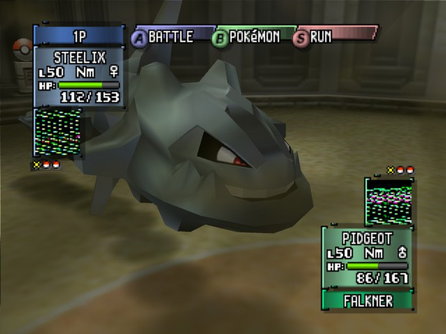 Pokemon Stadium - SANDSTORM!! - User Screenshot