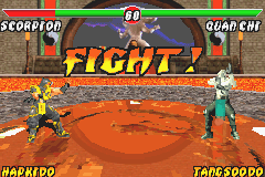 Mortal Kombat - Deadly Alliance - me vs. quan chi - User Screenshot