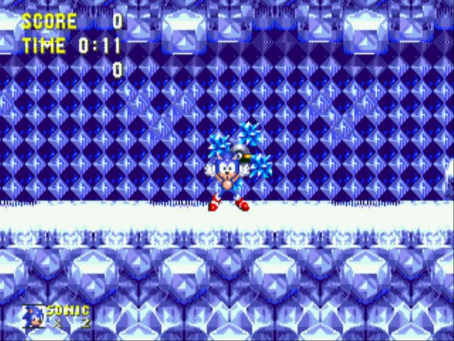 Play Sonic 3