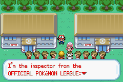 Pokemon Ash Gray (beta 3.61) - Level  - Nurse Joy telling her secret - User Screenshot