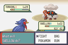 Pokemon Emerald - Battle  - IMO BEAT HER FOREAL - User Screenshot