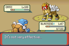 Pokemon Rebirth - Battle  - WAIT, WHAT. - User Screenshot