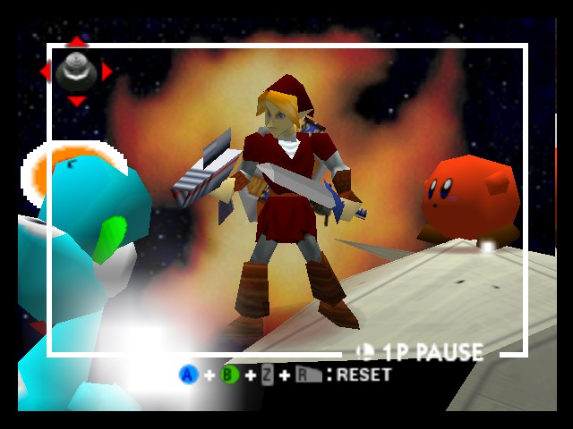 Super Smash Bros. - Battle  - like a bowss - User Screenshot