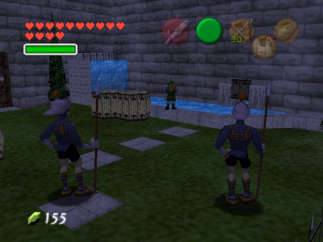 The Legend of Zelda - Ocarina of Time (Debug Edition) - You gotta be kidding me... - User Screenshot