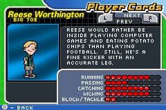 backyard football 2006 character profile computer games yay