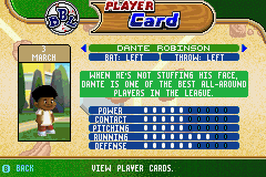 dante robinson character profile rare picture of dante without a