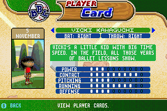 backyard sports baseball 2007 online gba game rom game boy advance